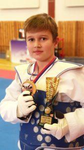 Richard Siedlarz - złoty medal