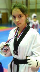 Vanessa Malczewska - srebrny medal
