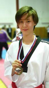 Roksana Repetowska - brązowy medal
