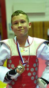 Piotr Domiter - brązowy medal