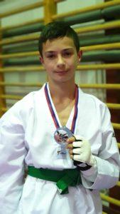 Horoszko Bartek - srebrny medal